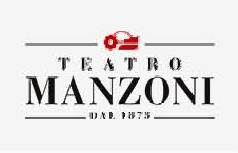 Risultati immagini per logo teatro manzoni